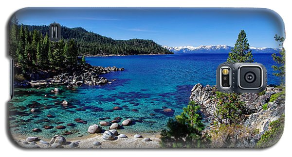 Lake Tahoe Springscape Galaxy S5 Case