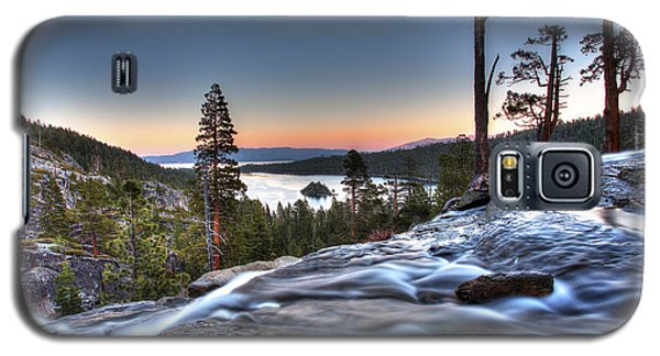 Lake Tahoe Sunset At Eagle Falls Galaxy S5 Case