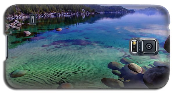 Lake Tahoe Waterscape Galaxy S5 Case