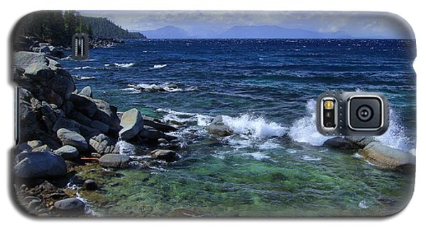 Lake Tahoe Wild  Galaxy S5 Case