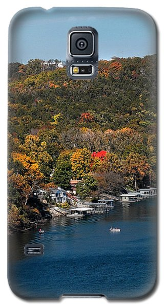 Galaxy S5 Case featuring the photograph Lake Taneycomo by Lena Wilhite
