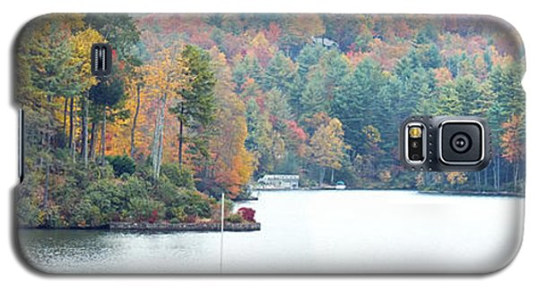 Lake Toxaway In The Fall Galaxy S5 Case