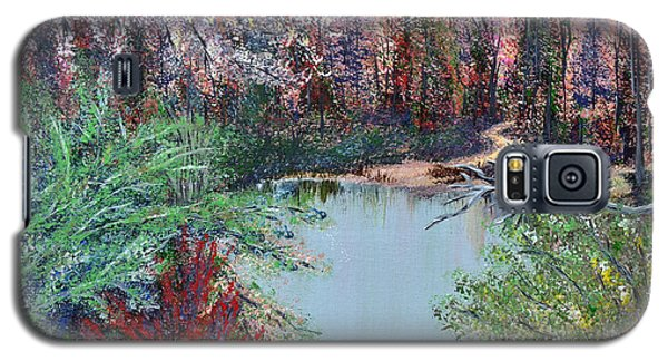 Lake Tranquility Galaxy S5 Case