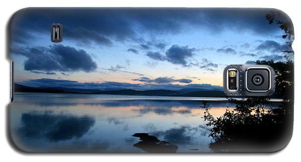 Lake Umbagog Sunset Blues No. 2 Galaxy S5 Case