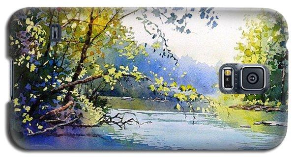 Lake View 2  Galaxy S5 Case