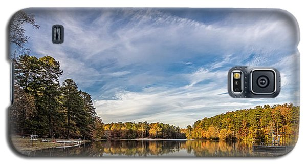 Lake View At Oconee State Park Galaxy S5 Case