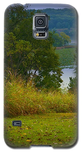 Galaxy S5 Case featuring the photograph Lake View by Lena Wilhite