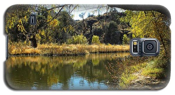 Lake View Galaxy S5 Case