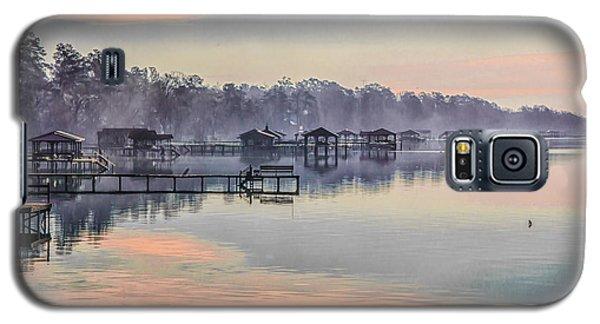 Lake Waccamaw Morning Galaxy S5 Case