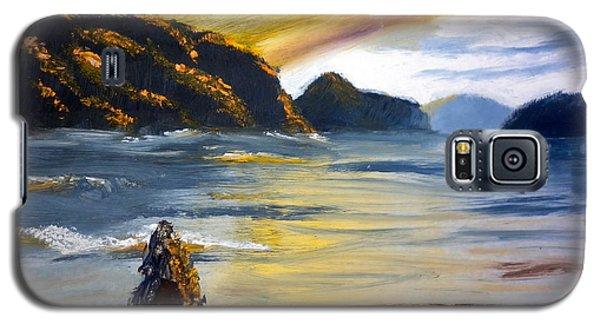 Lake Wahatipu Queenstown Nz Galaxy S5 Case