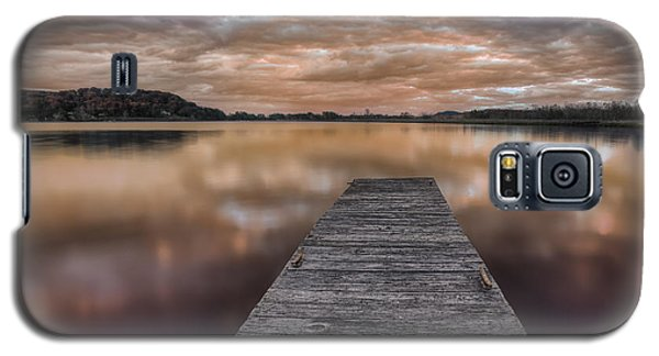 Lake White Twilight Galaxy S5 Case