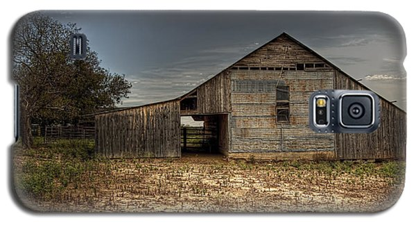 Lake Worth Barn Galaxy S5 Case