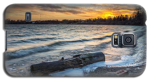 Lake Yankton Minnesota Galaxy S5 Case