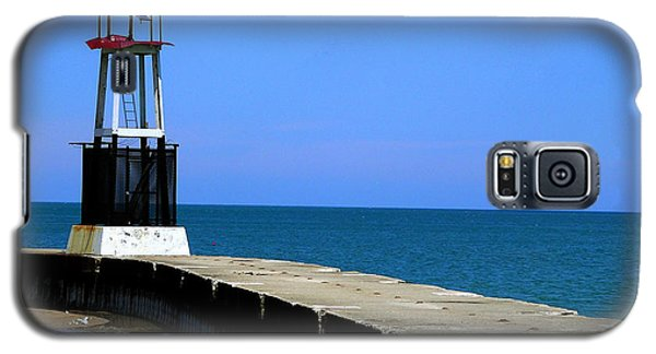 Lakefront Pier Tower Galaxy S5 Case