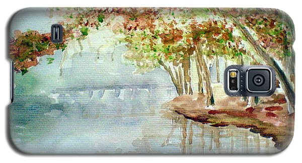 Lakeside In The Carolinas Galaxy S5 Case