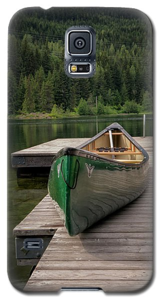 Lakeside Peace Galaxy S5 Case