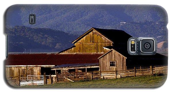 Lakeville Barn Galaxy S5 Case