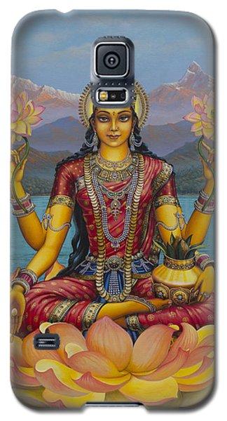 Lakshmi Devi Galaxy S5 Case