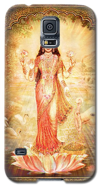 Lakshmi Goddess Of Fortune With Lighter Frame Galaxy S5 Case