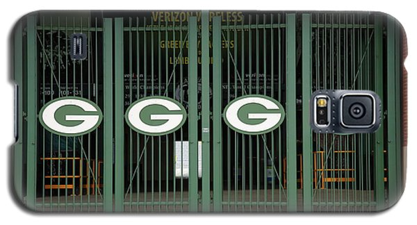 Lambeau Field - Green Bay Packers Galaxy S5 Case
