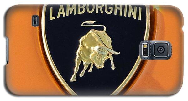 Lamborghini Emblem -0525c55 Galaxy S5 Case