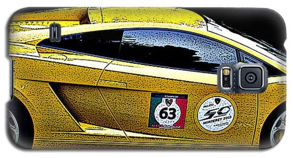 Lamborghini Gallardo Side Study Galaxy S5 Case