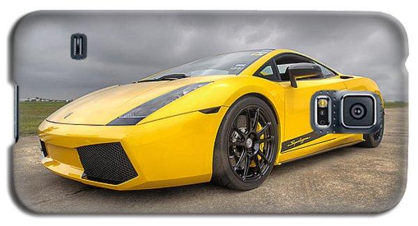 Lamborghini Gallardo Superleggera Galaxy S5 Case