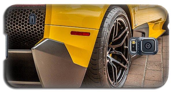 Lamborghini - Side View Galaxy S5 Case