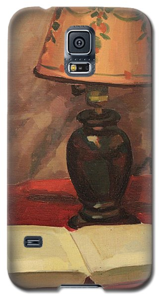 Lamp And Book 1929 Galaxy S5 Case