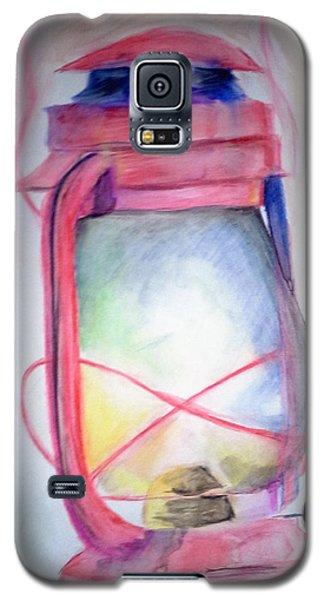 Lamp Unto My Feet Galaxy S5 Case