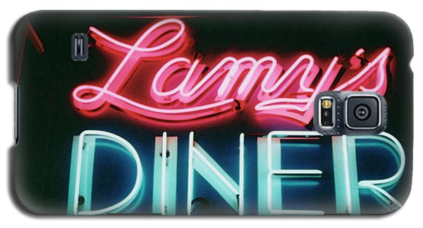 Lamys Diner Galaxy S5 Case