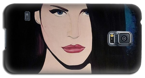 Lana Del Rey Blue Eyes Galaxy S5 Case
