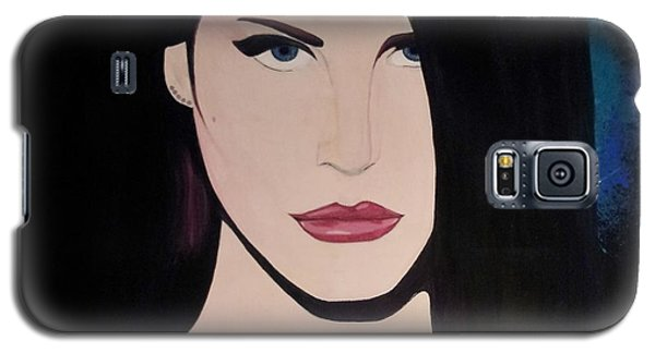 Lana Del Rey Blue Eyes Galaxy S5 Case