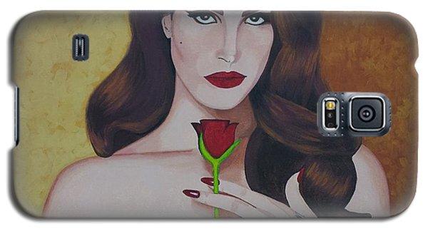 Lana Del Rey Galaxy S5 Case