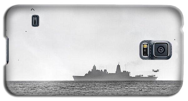 Landing On The Horizon Galaxy S5 Case