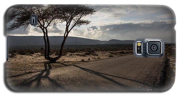 Landmark Tree Galaxy S5 Case by Arik Baltinester