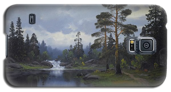 Landscape From Norway Galaxy S5 Case