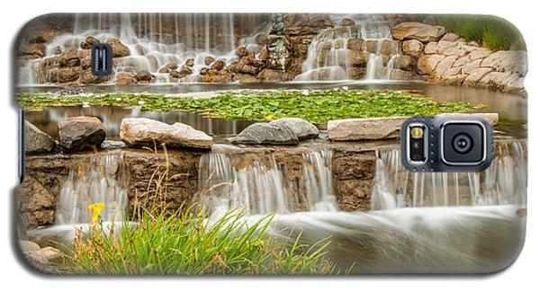 Landscape Waterfall Galaxy S5 Case