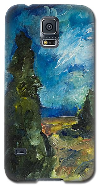 Emerald Spires Galaxy S5 Case