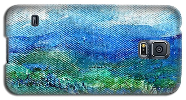 Lane To The Wicklow Hills Galaxy S5 Case