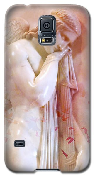 L'angelo Celeste Galaxy S5 Case by Micki Findlay