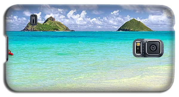 Lanikai Beach Paradise 3 To 1 Aspect Ratio Galaxy S5 Case