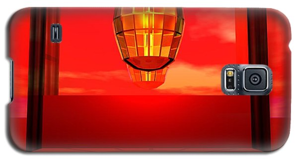 Lantern Light Galaxy S5 Case by John Pangia