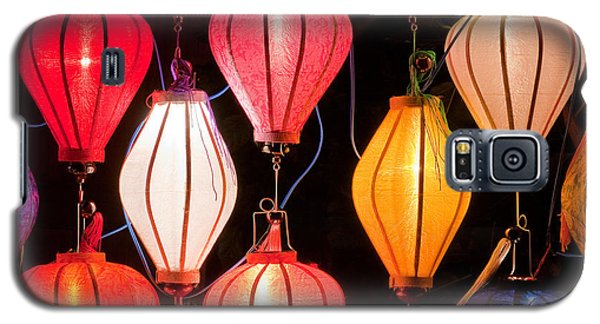 Lantern Stall 04 Galaxy S5 Case