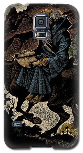 Galaxy S5 Case featuring the photograph Laozi, Ancient Chinese Philosopher by Science Source