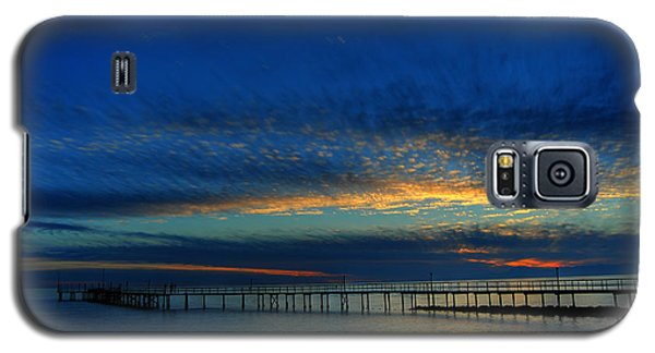 Lapis Sky Galaxy S5 Case