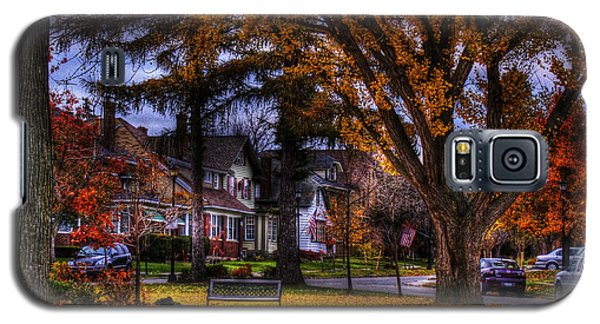 Larchmont-radcliffe Park Galaxy S5 Case by Don Nieman