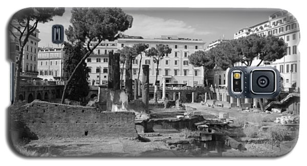 Largo Di Torre - Roma Galaxy S5 Case by Dany Lison