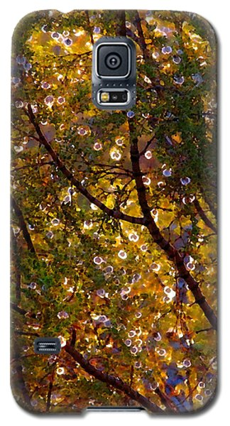 Larrea In Summer Galaxy S5 Case
