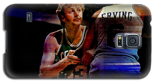 Larry Bird Galaxy S5 Case by Marvin Blaine